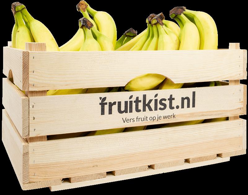 Fruitkist bananen 60 stuks