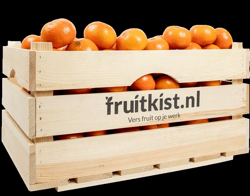 Fruitkist mandarijnen 120 stuks